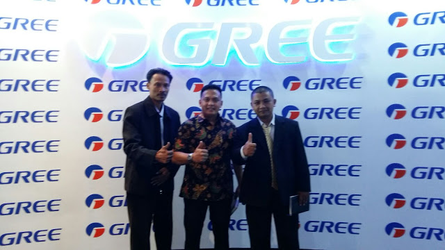 Launching GREE